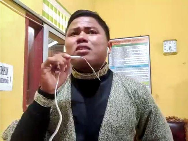 Teteskan Air Mata, Shadam Ceritakan Perjuangan Ikut Audisi LIDA