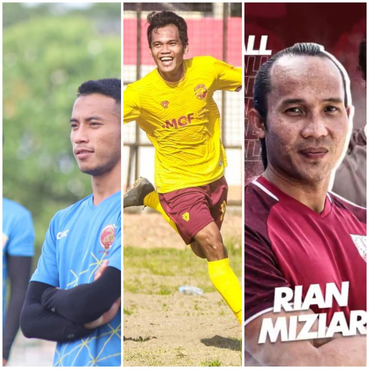 Tiga Putra Babel Bela 3 Klub Berbeda, Siapa Yang Berhasil Membawa Klubnya Menuju Liga 1?