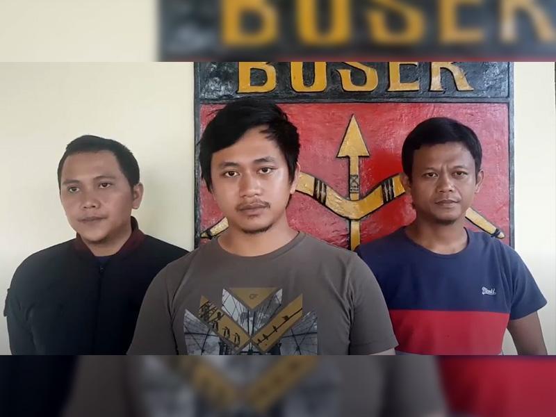 Tim Gabungan Polres Bangka dan Polda Babel Ringkus Lima Residivis Pencuri Lada, Ada yang Baru Satu Bulan Keluar Penjara
