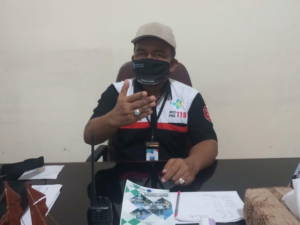Tingkat Kesembuhan Capai 93 Persen, Kabupaten Bangka Optimis Kembali ke Zona Hijau