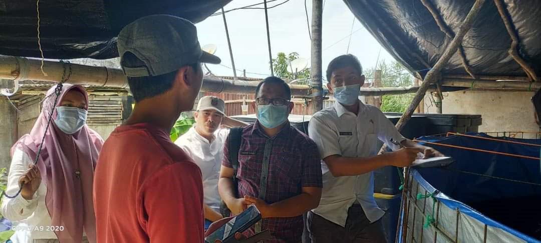 Tingkatkan Produksi Budidaya Ikan Air tawar, Dinas Perikanan Bateng Bina Pokdakan