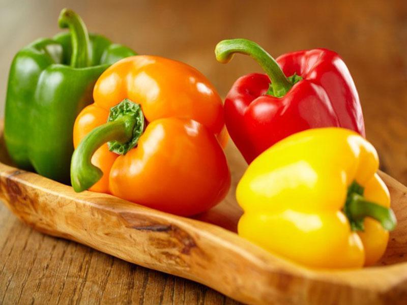 Tips Kesehatan : Ini Manfaat Paprika untuk Kesehatan
