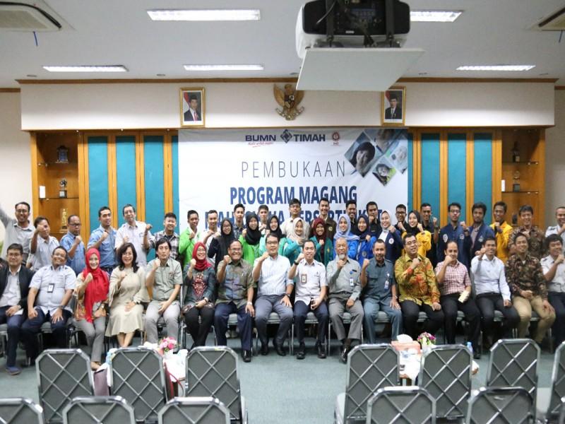 UBB dan PT Timah Tbk Jalin Kerja Sama Dalam Program Magang Mahasiswa Bersertifikat