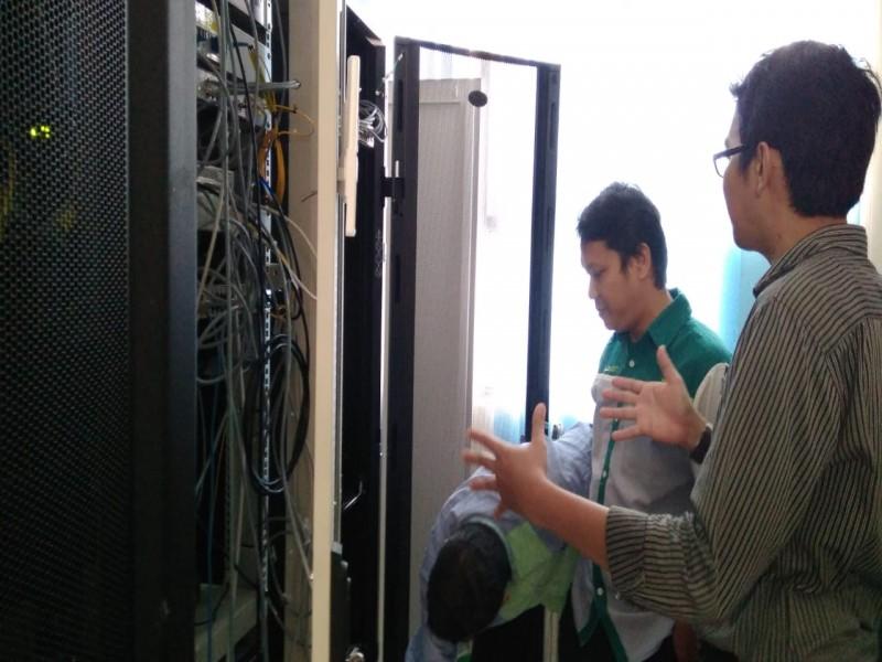 UBB Terima Aset BIG, Alat Ini Untuk Menghasilkan Data Base Spasial