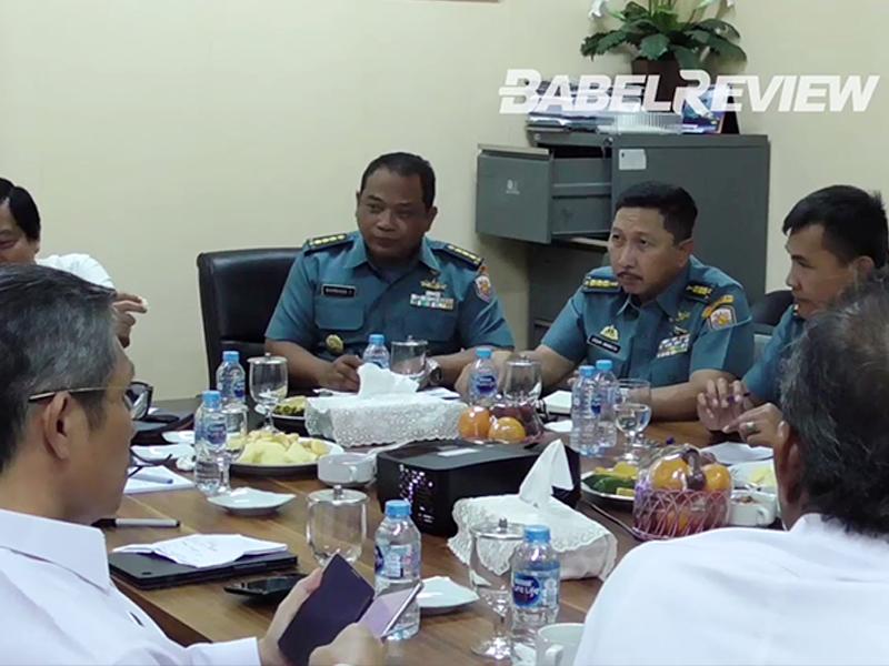 VIDEO Angkatan Laut dari 54 Negara Akan Kunjungi Babel Dalam MNEK 2020