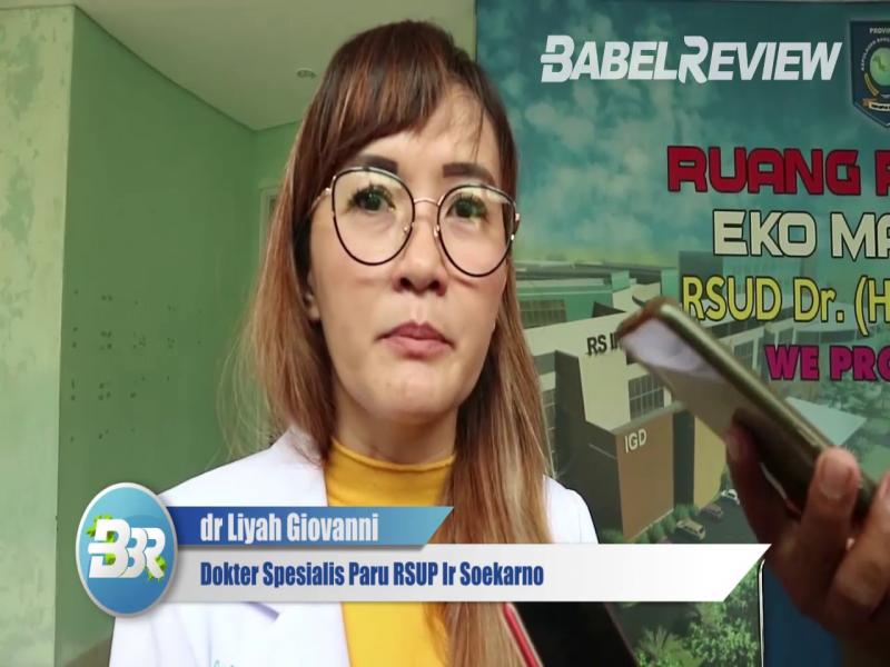 VIDEO RSUP Ir Soekarno Terima Pasien Rujukan Suspect Virus Corona Usai Berkunjung ke Singapura
