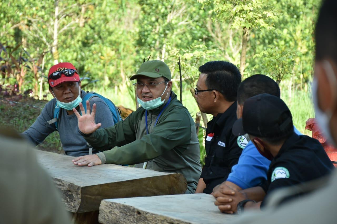Viral Bukit Pinteir, Bukti Warga Kampung Dul Pinter Bangun Destinasi Wisata