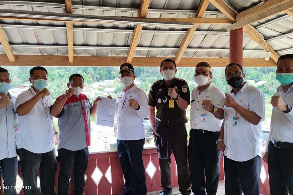 Wakil Bupati Bangka Dukung Penuh TIM OPAD Tingkatkan Pajak Sektor PBB-P2 Perkebunan Sawit