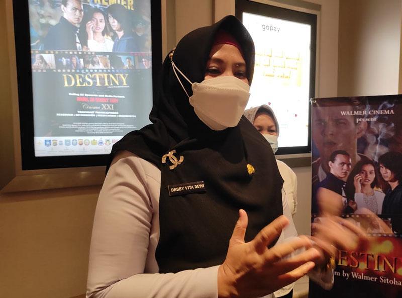 Wakil Bupati Bangka Selatan Apresiasi Film Destiny