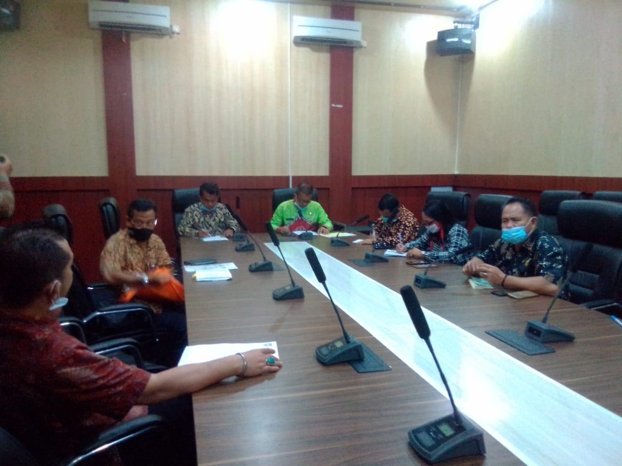 Wakil Rakyat Belitung Sampaikan Aspirasi Pembangunan Dermaga Pulau Seliuk