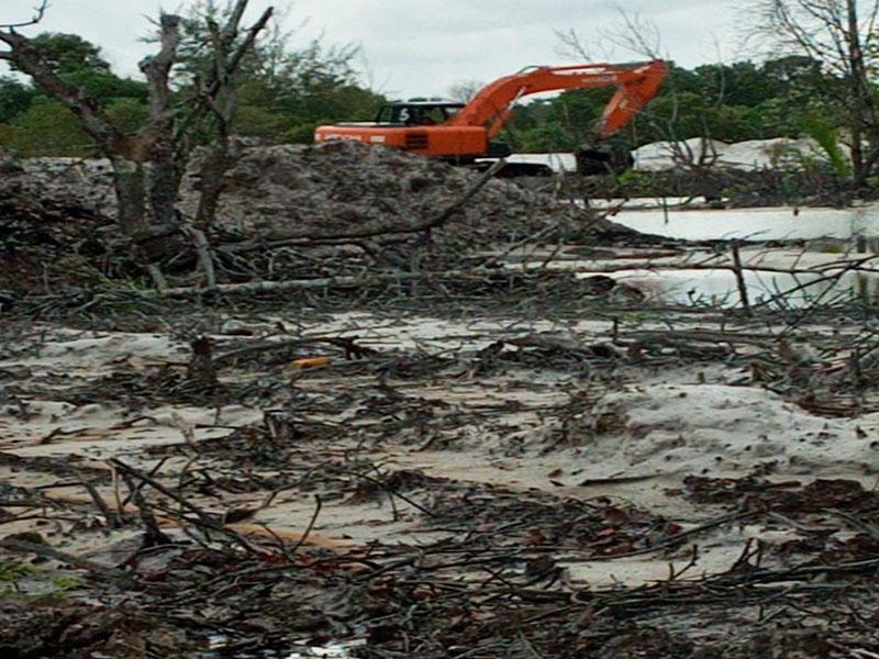 WALHI: Pengadilan Negeri Sungailiat Harus Ungkap Fakta Kejahatan Lingkungan Tambang Timah yang Merugikan Negara