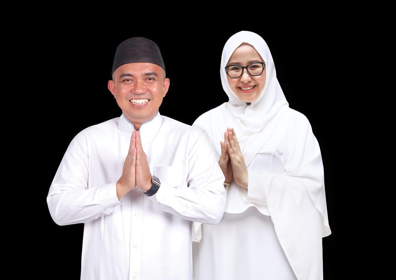 Pesan Idul Fitri Walikota Pangkalpinang, Dengan Barokah Ramadhan Kita Gotong Royong Melawan Corona