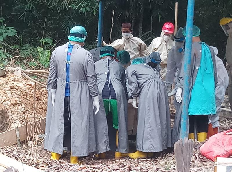 Waspada! Angka Kematian Akibat Corona di Kabupaten Bangka Terus Meningkat