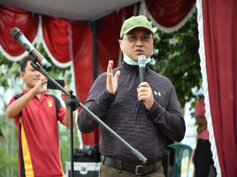 Waspada Penyebaran Corona, Gubernur Erzaldi : Hindari Keramaian