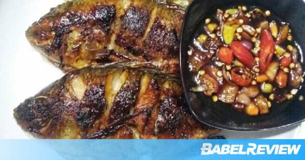 Resep Masakan Ikan Bakar Teflon