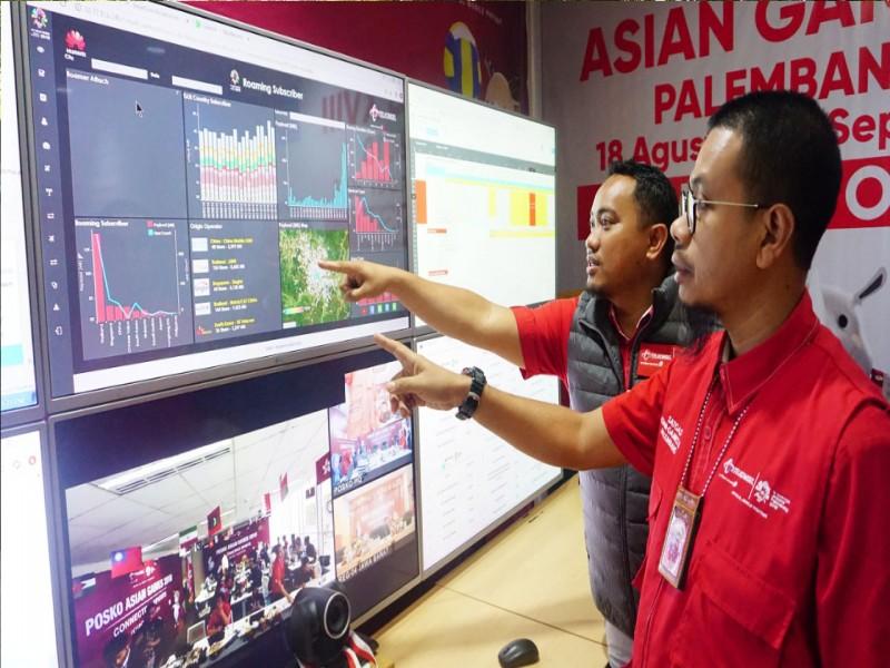 Wow..! Pembukaan Asian Games Bikin Trafik dan Payload Data Telkomsel Naik Hingga 720 %