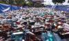 VIDEO 9.611 Miras Impor Ilegal Dimusnahkan Kejati Babel Bersama Forkopimda