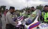 VIDEO Jelang Pilkada, Polres Bangka Barat Periksa Senpi dan Ranmor Anggota